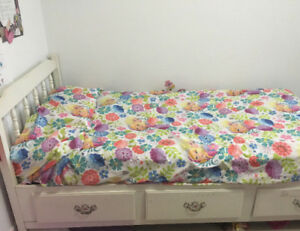 SOLD twin size bed