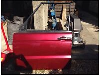 Used Land Rover door