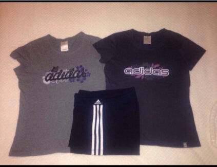 Ladies Adidas Set (SOLD PENDING PICK UP) Wynn Vale Tea Tree Gully Area Preview