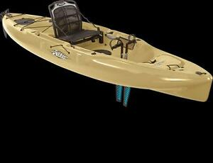 "The Outfitter's Angling Kayak - Hobie Cat ""Outback"" - Brand New"