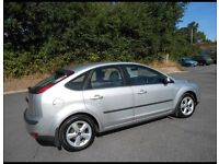 Ford Focus 57 Plate Low mileage Xenon headlights