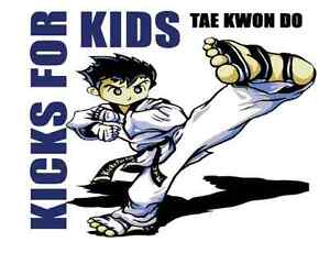 Kicks for Kids After-School Martial Arts: We pick up at school! Kitchener / Waterloo Kitchener Area image 1