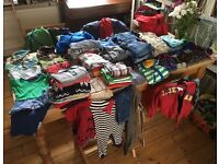 Boys Clothes Bundle - age 3 months to 3 years: designer & nice brands, many new, excellent condition