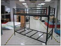 Single Splitable Metal Bunk Bed