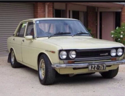 WANTED - Datsun 1600 Adelaide CBD Adelaide City Preview