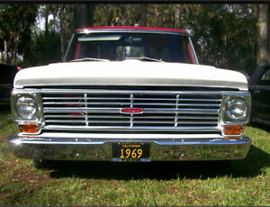 Anyone have a 1969 f100 grill