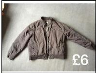 Men's Black Bomber Jacket - Size XXXL