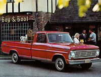 Wanted: 1969 Ford truck radiator