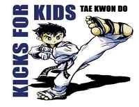 Free Trial Class at Kicks for Kids Tae Kwon Do