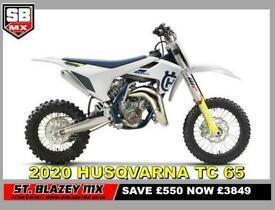 2020 HUSQVARNA TC 65 MOTO-X BIKE