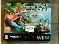 Wii u & mario kart 8