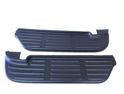 Ford F250 F350 Super Duty Rear Bumper Plastic Step Pad Pair Set New OEM Parts for sale  Atlanta
