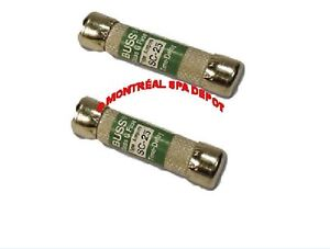Spa-pack-circuit-board-PACK-OF-2-FUSES-SC-25-Buss-class-G-Time-Delay-25A-300V