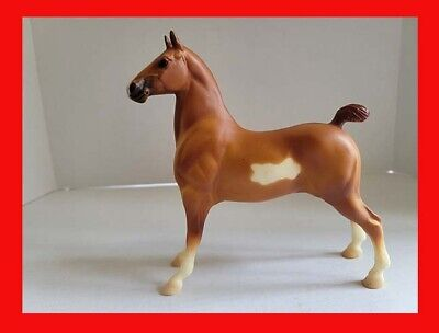 Breyer Reeves Brown & White Paint Horse Nicely Detailed