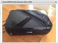 FREE! Canon MP495 Printer/Scanner (Error P07)