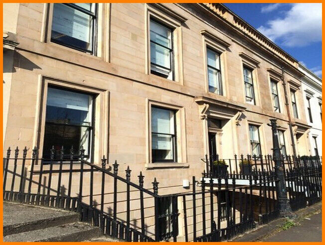 Glasgow g flexible modern private office space to