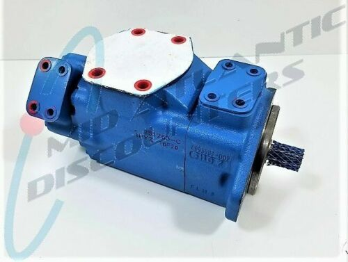 Eaton LH Fixed Displacement Hydraulic Vane Pump 31GPM Max Flow Rate 3000Psi Max