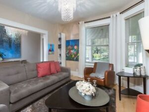 Beautiful downtown home for rent