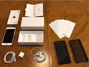 Barely Used 64GB iPhone 6 Plus
