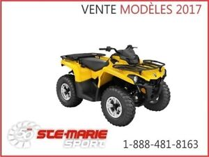 2017 Can-Am Outlander 450 DPS DPS