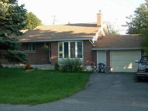 Meadowlands Area 3 bdr 1.5 bath Bungalow for rent from February