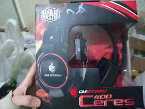 Brand New Unopened Cooler Master CM Storm Ceres 400 Headset