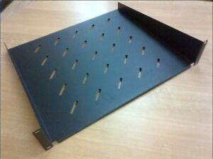 Tablette shelf rackmount 2U