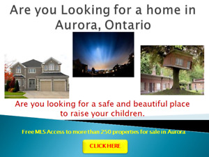 Aurora most affordable homes for sale