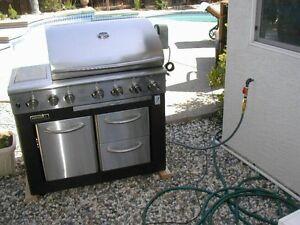 NATURAL GAS BBQ HOOK UP & INSTALLS
