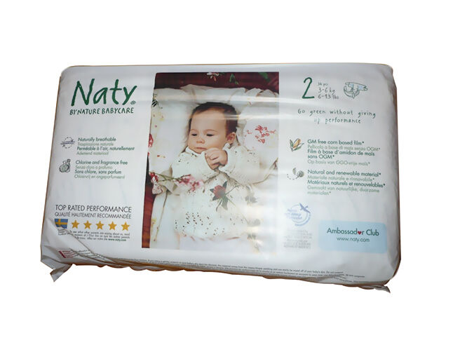 Nature Babycare Naty