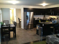 BRAND NEW Room For Rent in North Oshawa Home! Avail July 1st!!!