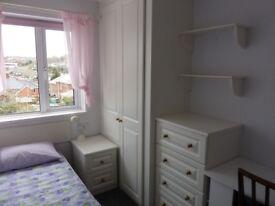 Furnished single room close to RD&E