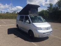 @@@@VW Transporter T28 Camper van manual diesel@@@@