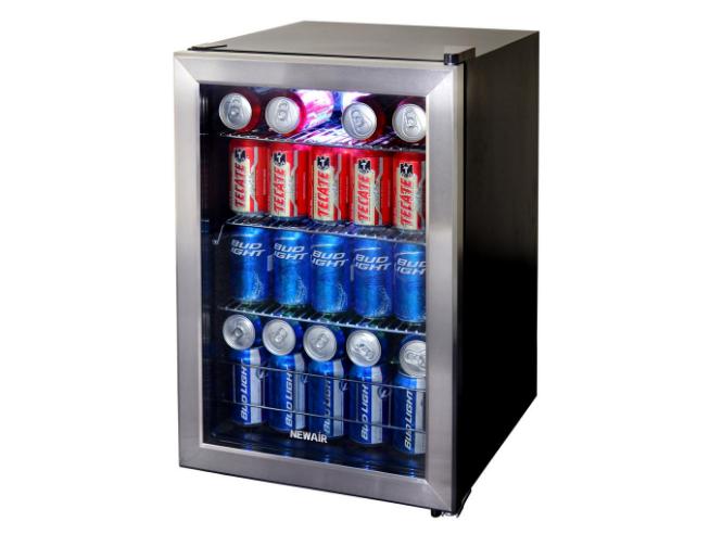 mini fridge refrigerator 84 can cooler compact