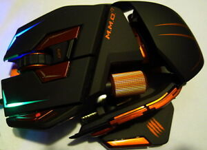 Rat mmo 7 gaming mouse