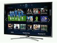 """Samsung 46"""" LED smart built USB MEDIA PLAYER HD FREEVIEW and"""
