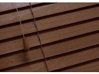 4 Wooden Venetian blinds brand new still in boxes