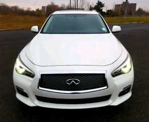 Infinity Q50 2015 (Great Condition)