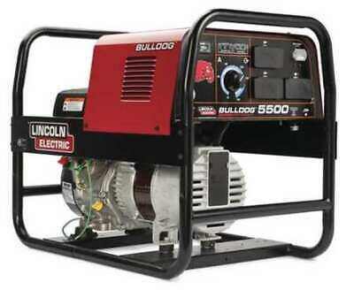Lincoln Electric K2708-2 Engine Driven Welder Bulldog 5500 Series Gas