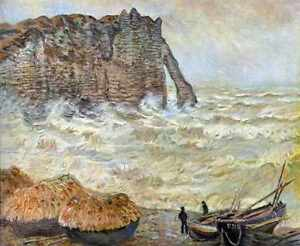 A3-Box-Canvas-Stormy-Sea-La-Porte-d-Aval-Monet