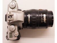 Pentax MZ-5 35mm camera