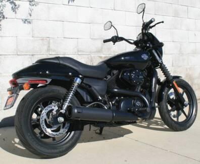 Harley davidson Street 500 Muffler - Brand New