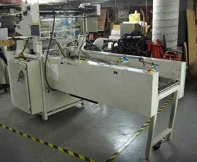 Sherwood Shrink Wrapper Model Cw-160 Seals Pkgs 3l To 36l X 2w To 15w