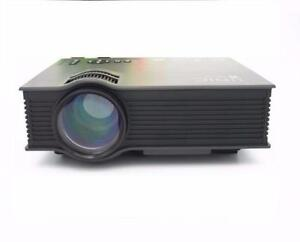 wifi ready led projector entertainment projector(model = UC 46 )