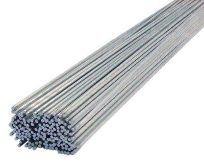 "Radnor 64004462 10 lbs. 316//316L Stainless Steel TIG Rod 1//16/"" x 36/"""