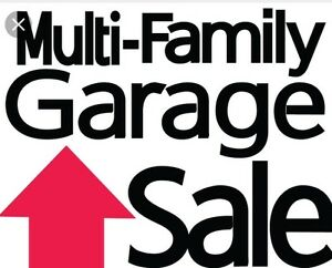 Multi-family Garage sale