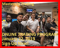 Forex, Stocks, Equities, Bitcoin, Oil, and Gold Trading Program