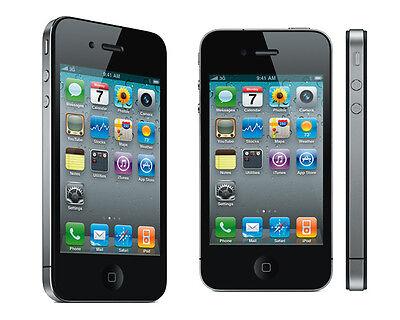 Apple iPhone 4s - Sim Lock frei - 8GB - schwarz - Gebraucht Zustand C