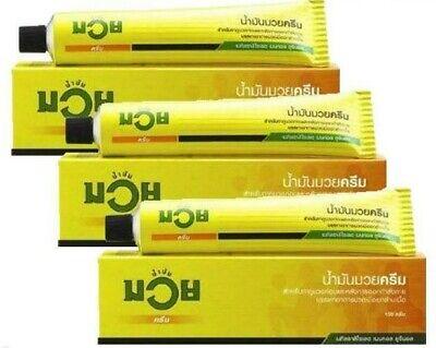 Namman Muay Analgesic Cream Relieves muscular aches and pain 100g x 3