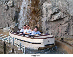 Log ride / boat Ontario Place  Sale or Trade